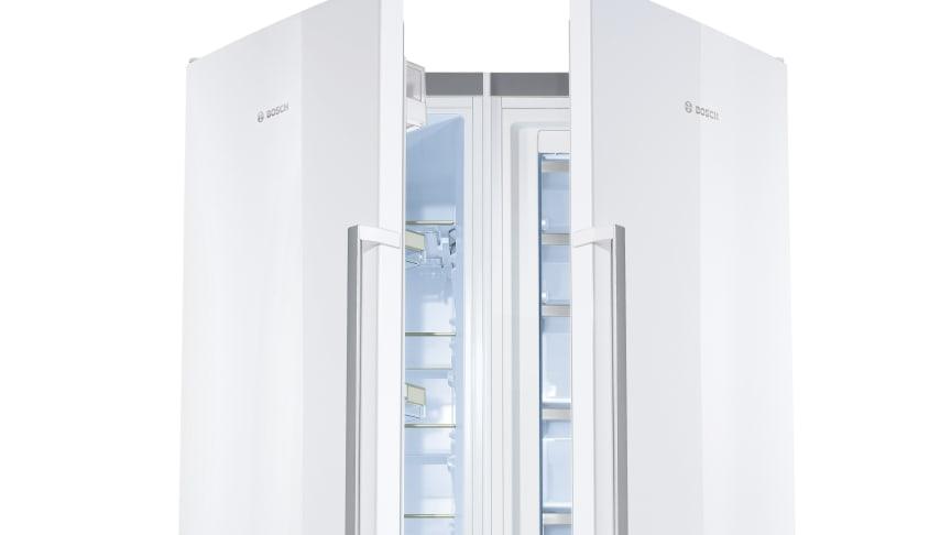 Flera nya kylskåp till familjen Green Technology inside