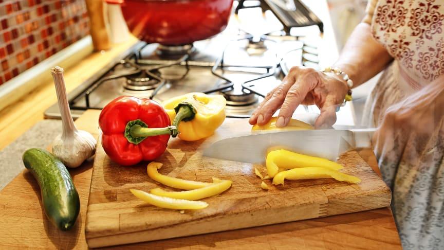 Auch ohne Fleisch kann man sich gut und ausgewogen ernähren. Foto: SIGNAL IDUNA