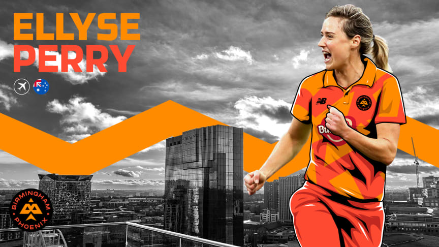 Ellyse Perry signs up for The Hundred