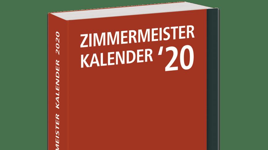 ZIMMERMEISTER KALENDER `20