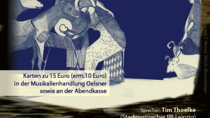 Flyer Adventskonzert VCL 2019