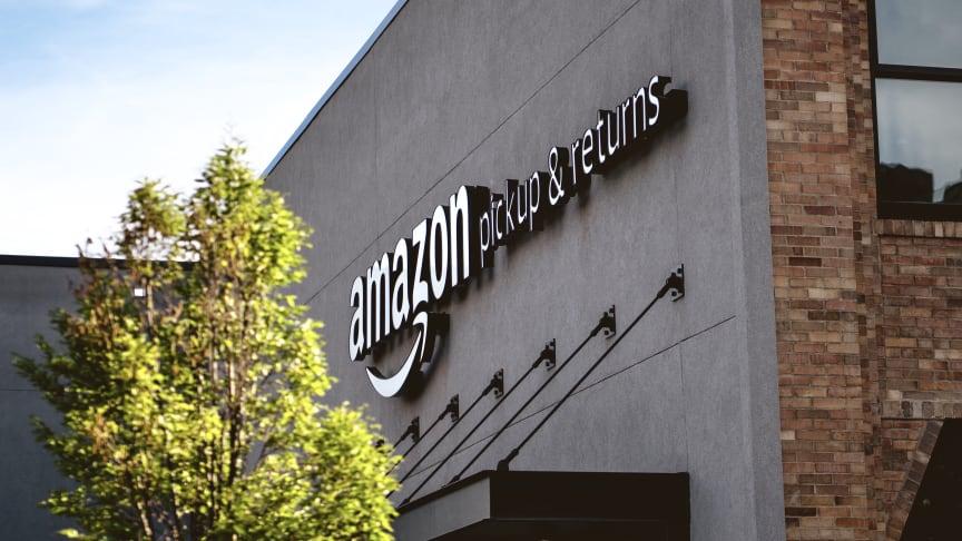 Amazon is launching in Sweden.