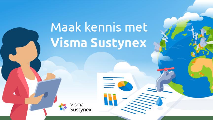Visma Connect lanceert sustainability reporting platform Sustynex