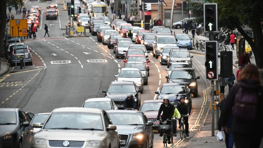 NICE calls for road design to prioritise pedestrians and cyclists - RAC comment