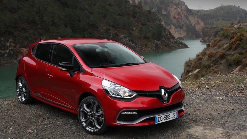 Renault Clio i toppen af salgsstatistikken