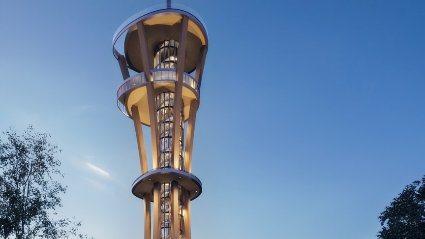 Rhineland Tower K1 © Bernd Pieroth