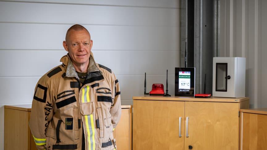 Ulf Eliasson, VD och grundare av TKI