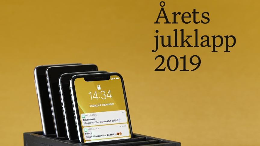 Mobillådan är Årets julklapp 2019