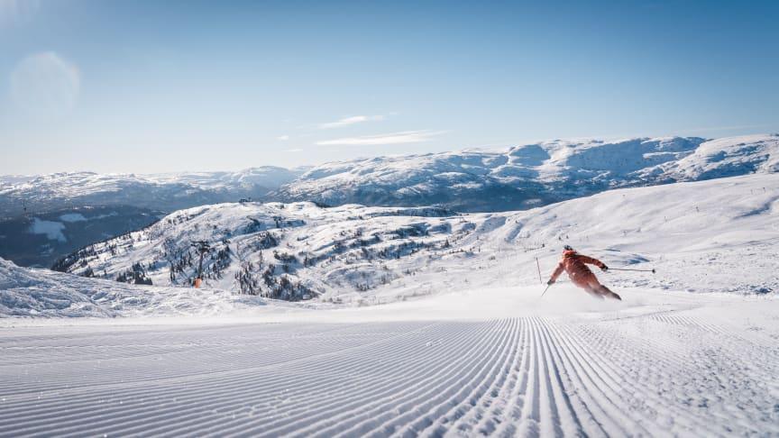 Utanför de svenska storstäderna ökar intresset för mindre städer som erbjuder närliggande skidorter, naturupplevelser och utomhusaktiviteter.