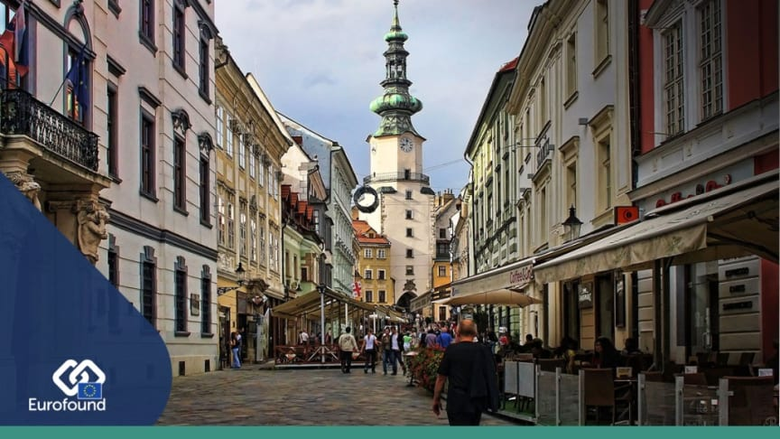 15 years of EU membership and 80% of Slovaks feel European
