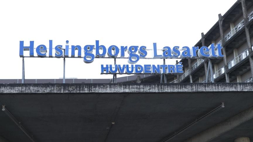 Fjärrkyla med låg miljöbelastning ska kyla medicinteknisk utrustning, lokaler och utrymmen på Helsingborgs lasarett.