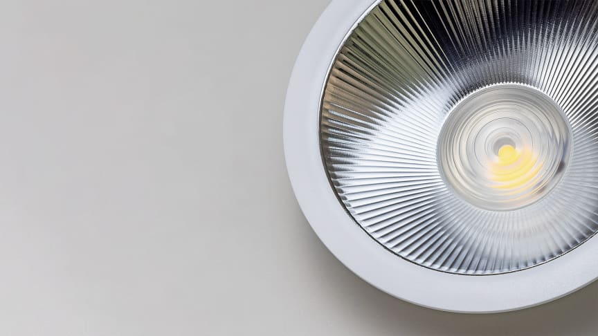One downlight – all the advantages