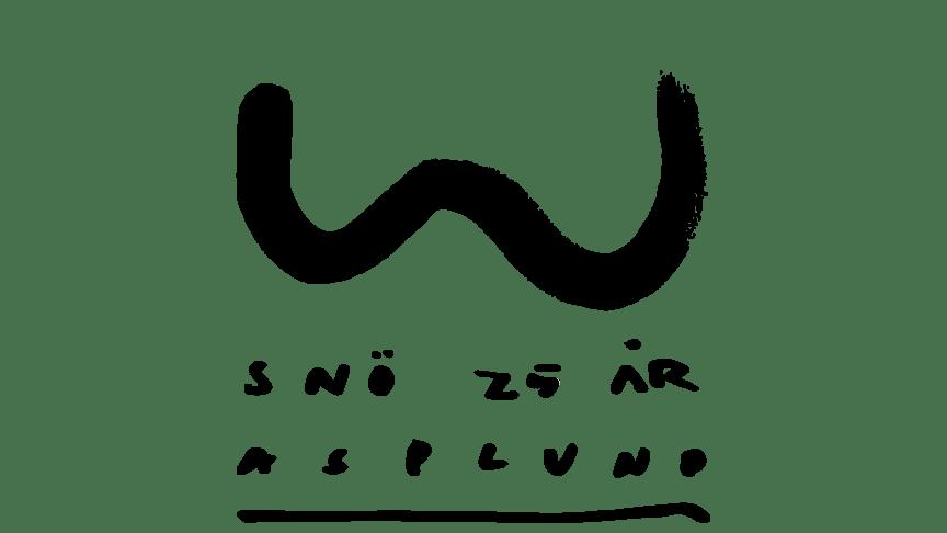 ASPLUND - Snö serie fyller 25 år