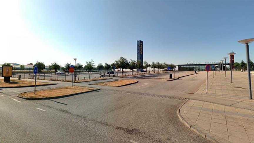 Från och med den 2 september finns det en pendlarparkering i anslutning till Svågertorps station.