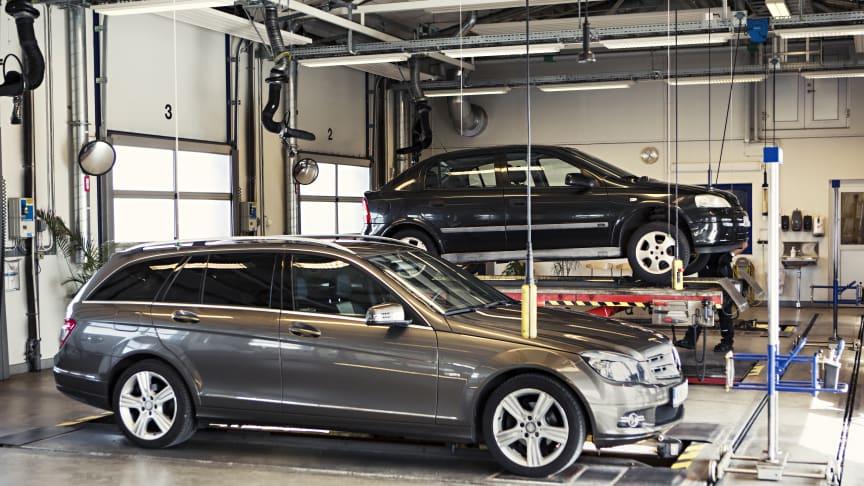 Besikta Bilprovning växer och flyttar till nya lokaler i Gnesta under januari 2019