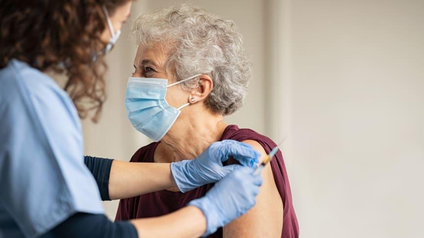 Svenska kyrkan Malmö öppnar lokal för vaccinmottagning