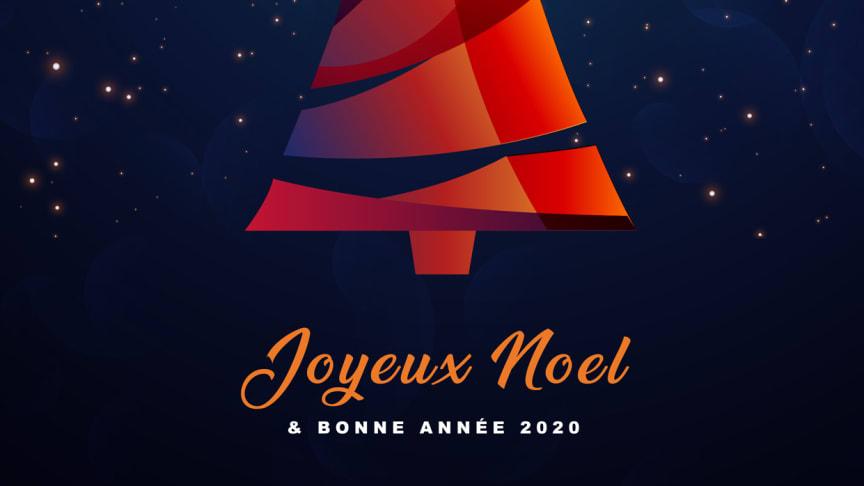 Bonnes fêtes de fin d'année - Digital Yacht