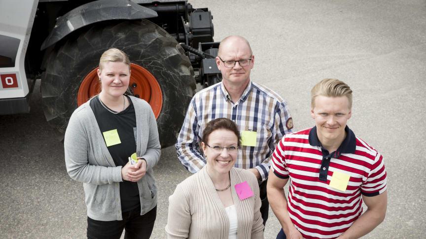 Tulevaisuuden rakentajat -hanke sai alkunsa Cramo Innovation Racesta, joka pidettiin tammikuussa koko yhtiölle Tukholmassa.  Kun asiakasta ymmärretään paremmin, asiakassuhdekin syvenee.  Cramo haluaa olla kumppani, ei pelkkä palveluntarjoaja.