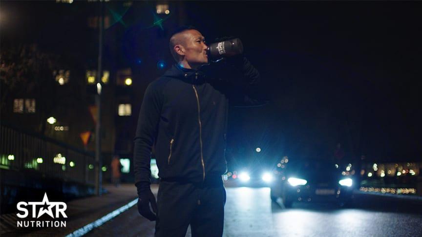 Star Nutrition inleder samarbete med Mårten Nylén