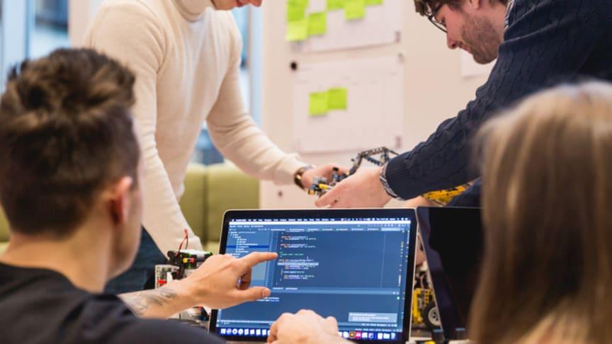 Nystartade företag har större chans att lyckas om de använder flexibla arbetssätt.