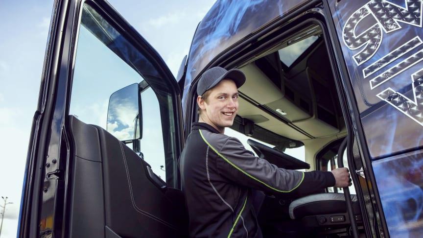 Herman Borring är en tidigare vinnare av Yrkes-SM. Foto: Evelina Carborn.