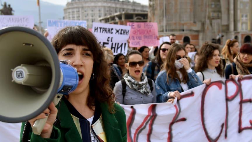 Ny rapport visar på motståndet mot jämställdheten