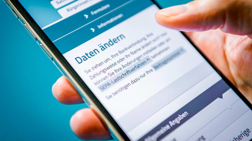 Beitragsservice baut Internetservice weiter aus: Neues Online-Formular zum Wegfall von Befreiungs- und Ermäßigungsvoraussetzungen