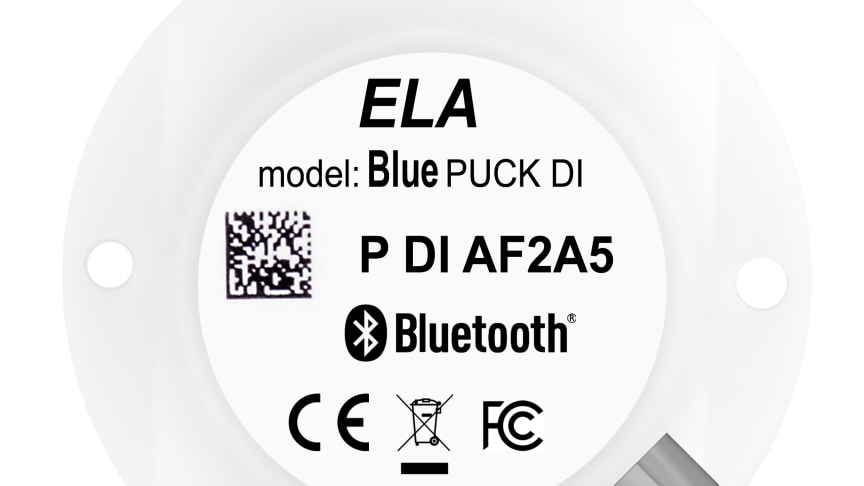BLE Sensor BluePuck DI