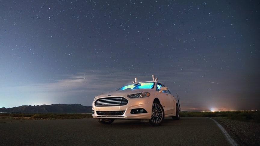 Ford Motor Company annonserte i dag at de i løpet av de neste fem årene vil investere 8,4 milliarder norske kroner i selskapet Agro AI som jobber med kunstig intelligens.