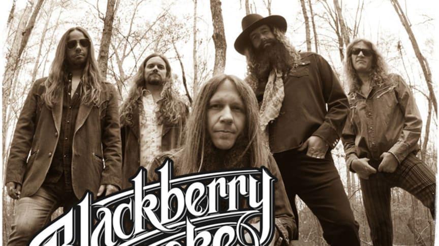 Blackberry Smoke till Stockholm!