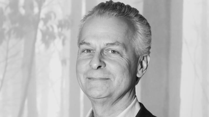 Glenn Oredsson, ny ordförande i Sveland Djurförsäkringars styrelse.