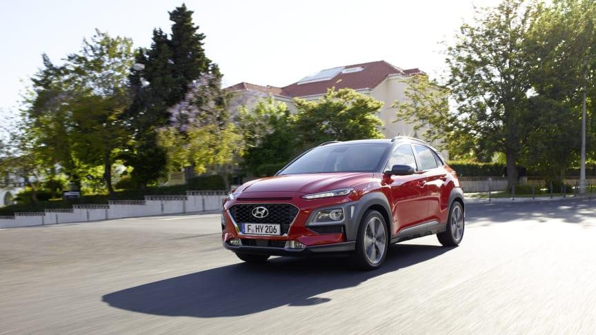 Svært mange nordmenn har satt seg på venteliste for nye KONA fra Hyundai.