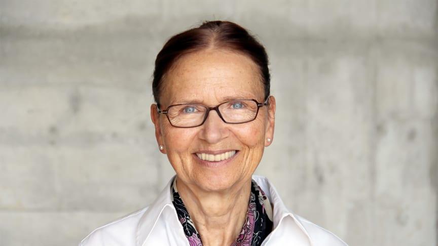 Michaela Glöckler, 28 Jahre Leiterin der Medizinischen Sektion am Goetheanum