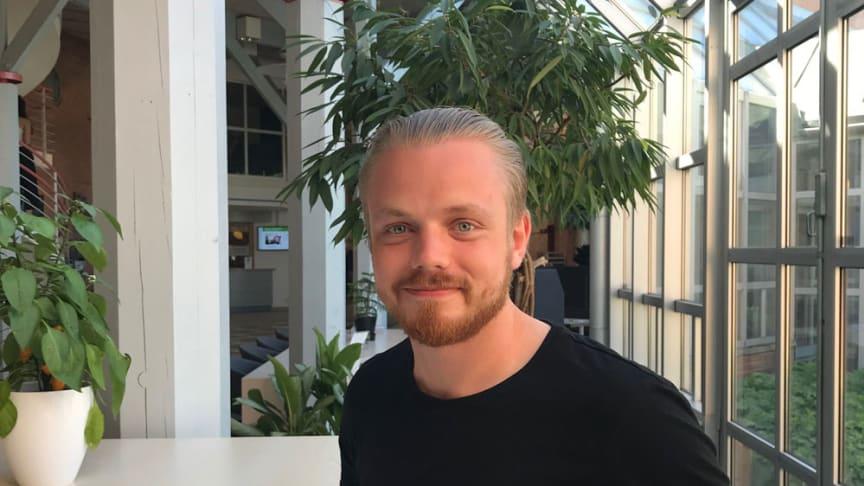 Pontus Lindman, Expect Magic - magiker från Dalarna med  internationellt fokus