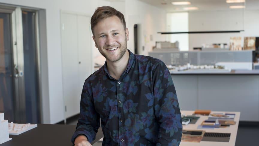 Joakim Bergquist är ny Hållbarhetsansvarig på Strategisk Arkitektur.