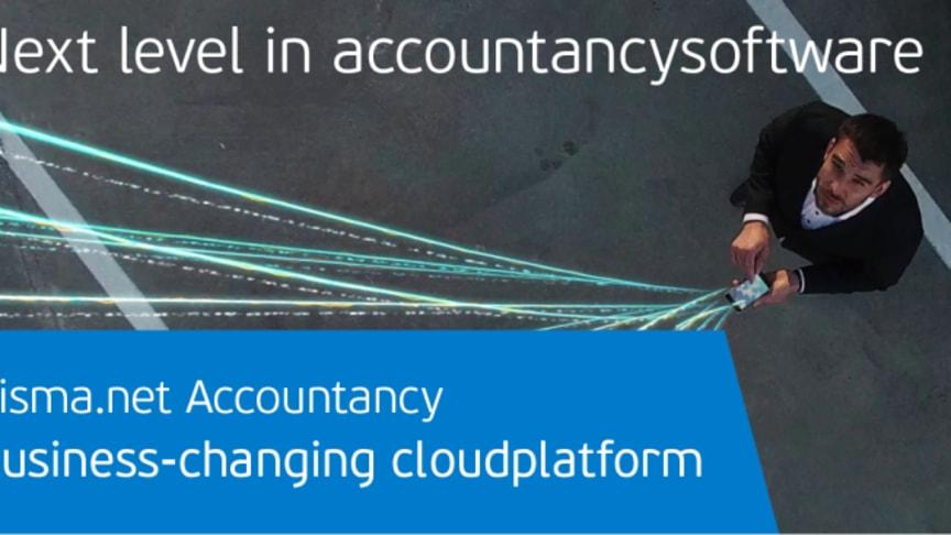 Visma lanceert business-changing cloudplatform voor accountants