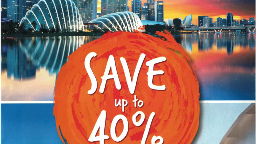 'Warmer Cruising' with Fred. Olsen in 2019/20 can save you up to 40%!