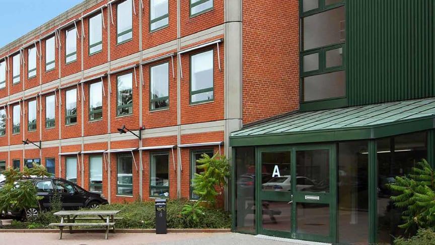 Wihlborgs förvärvar kontorshus i Danmark
