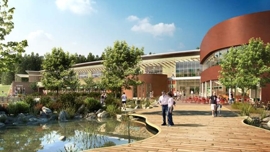 Center Parcs to commence construction on fifth site at Woburn