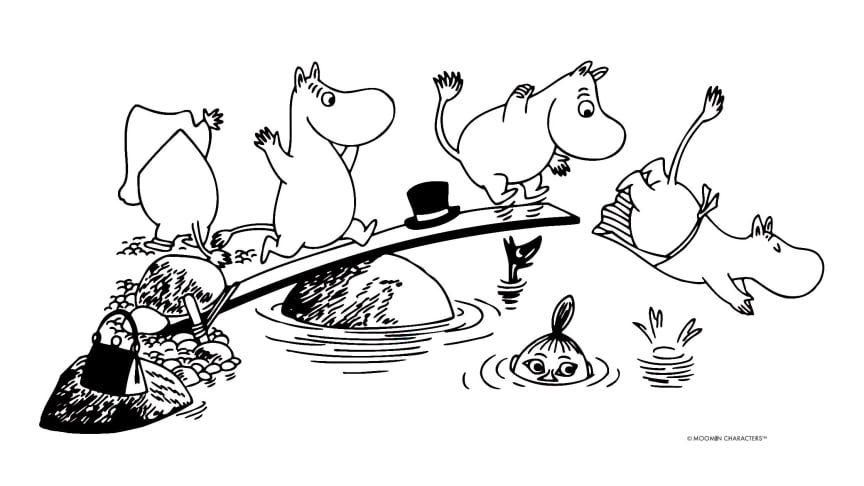 Japan To Get Its Own Moomin Theme Park Bulls Licensing