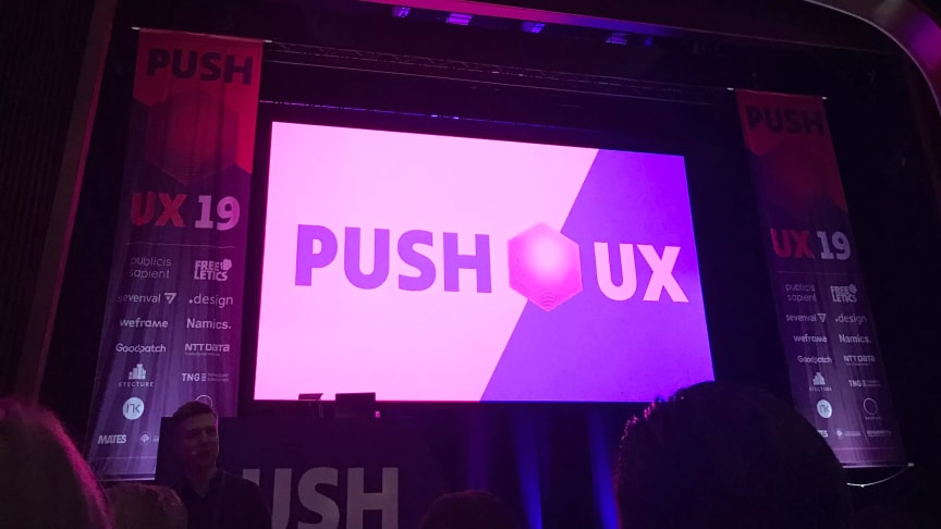 Push UX to the Limit – Push Conference 2019