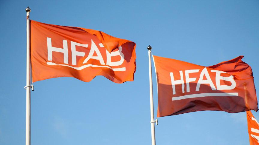 HFAB flagga
