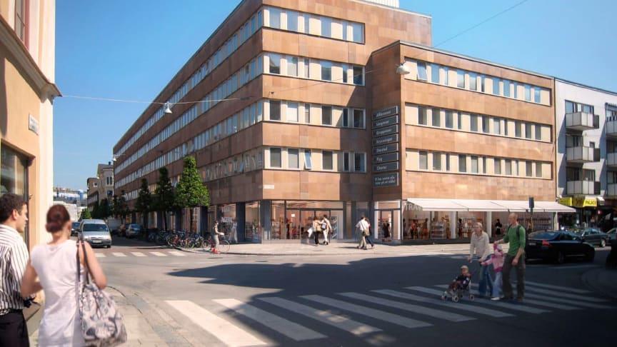 Arcona bygger vidare i Uppsala