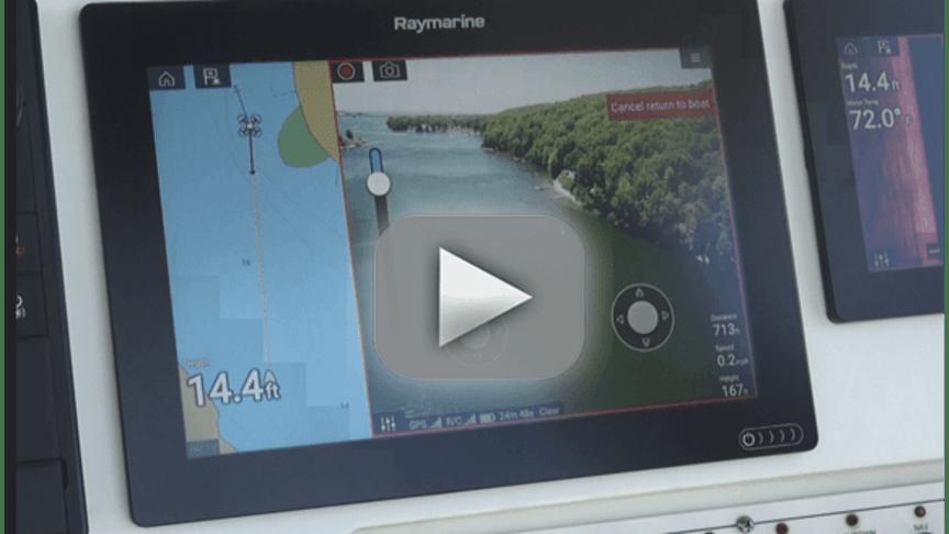 Thumbnail image - Rayamarine - Axiom UAV Video