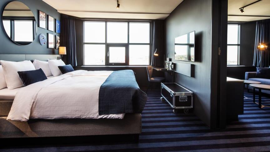 Jälleen uusi hotelliavaus Kööpenhaminassa – ikoninen Scandic Falkoner -hotelli tarjoaa myös huipputason tapahtumia