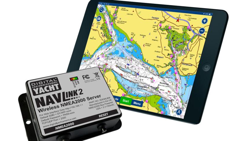 AIS auf Navionics Boating app