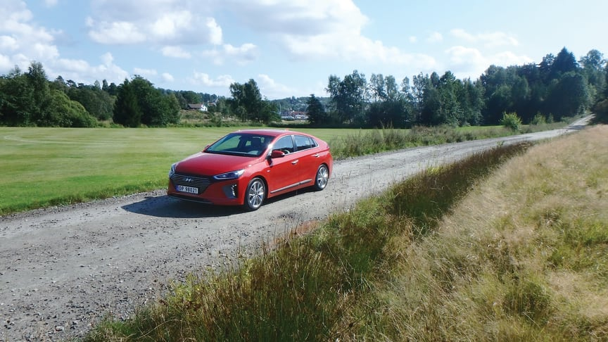 Hyundais IONIQ hybrid