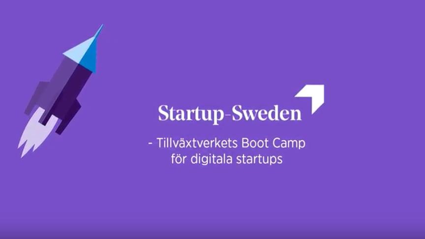 Spelutvecklare från Skövde, Gotland och Linköping i höstens Startup-Sweden