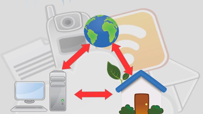 Vernetzte Steuerung bedarf moderner Technik im Haus