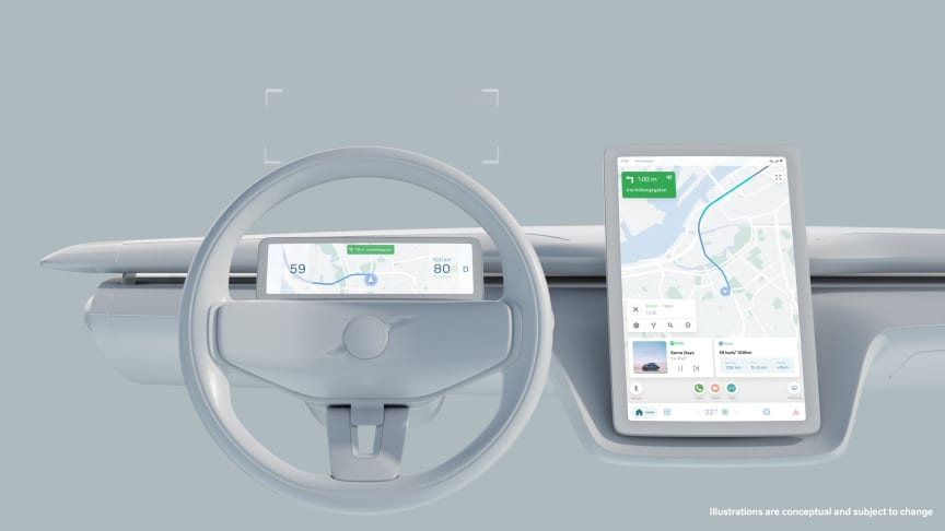 Volvo Cars connected experience
